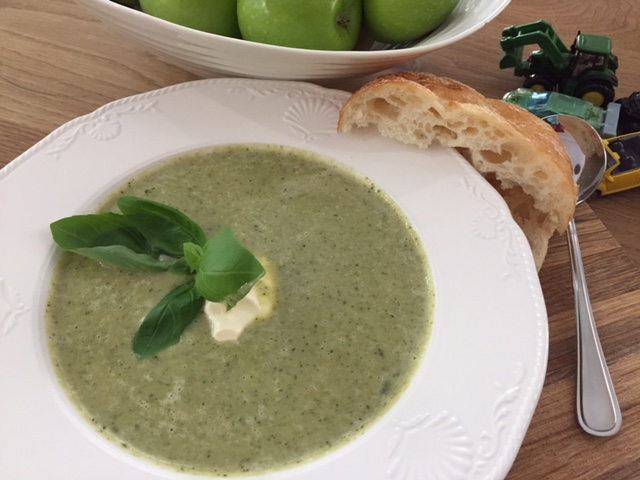 Best Ever Broccoli Soup