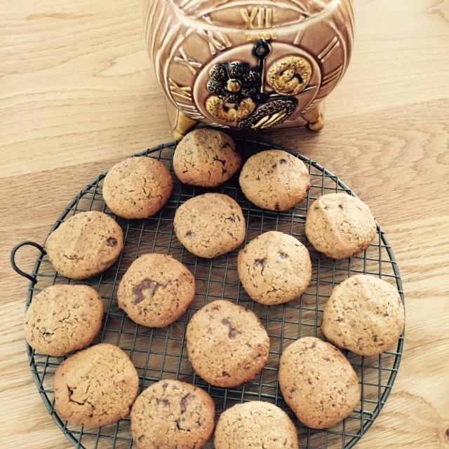 Must Make Chocolate Chunk Cookies